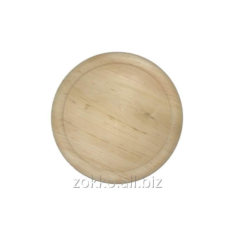 Тарелка для пиццы, арт. ЗТ 13, размер 100мм