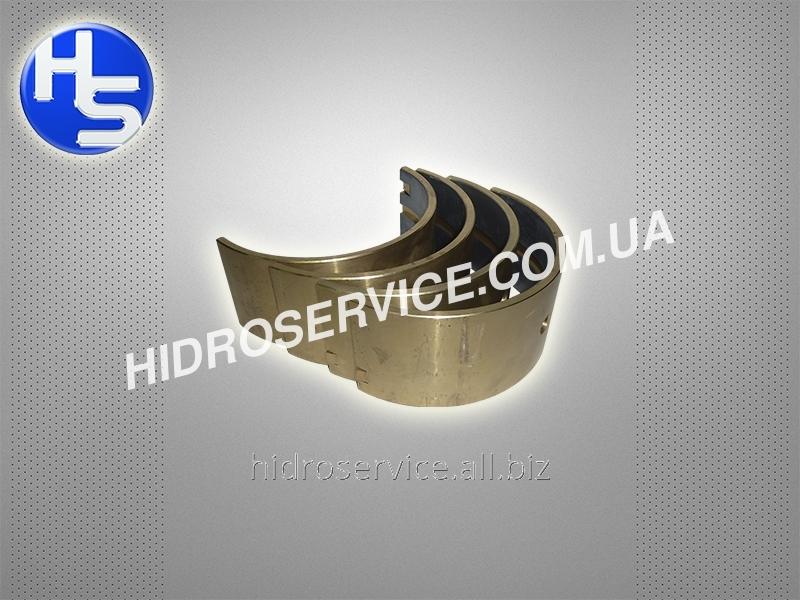 Вкладыши компрессора  4ВМ10-100/8  Н251-2-3, Н251-2-2