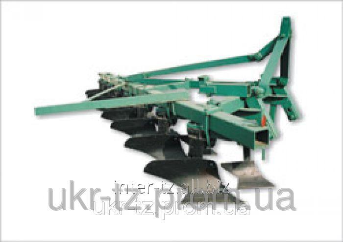 Плуг ПЛН-8-40 А навесной спредплужниками