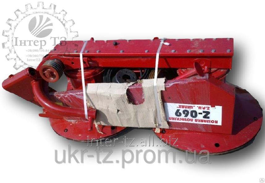 Купить Косилка роторная z-169