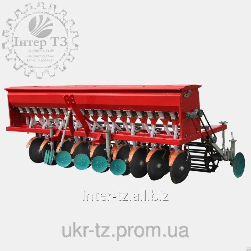 Сеялка зерновая 2BFX-12 12 рядная