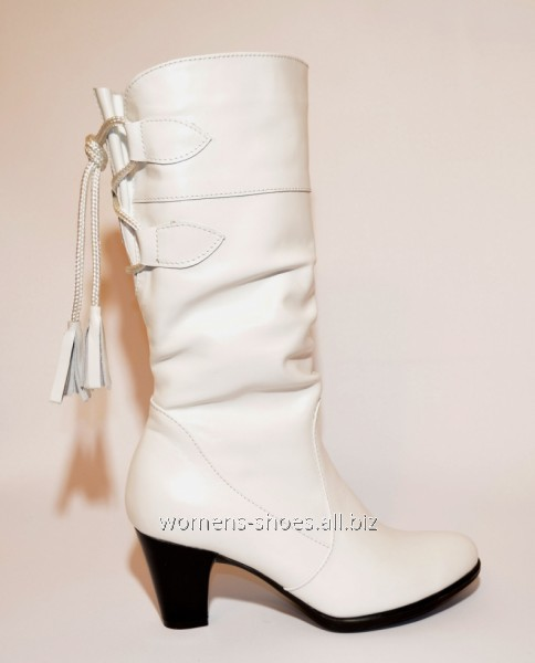 Buy SL 12 white boots