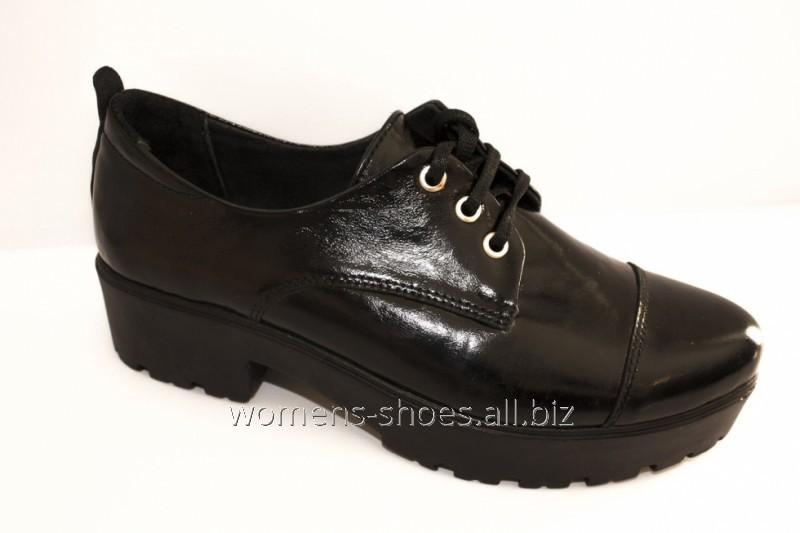 Buy Black varnish A 7 shoes