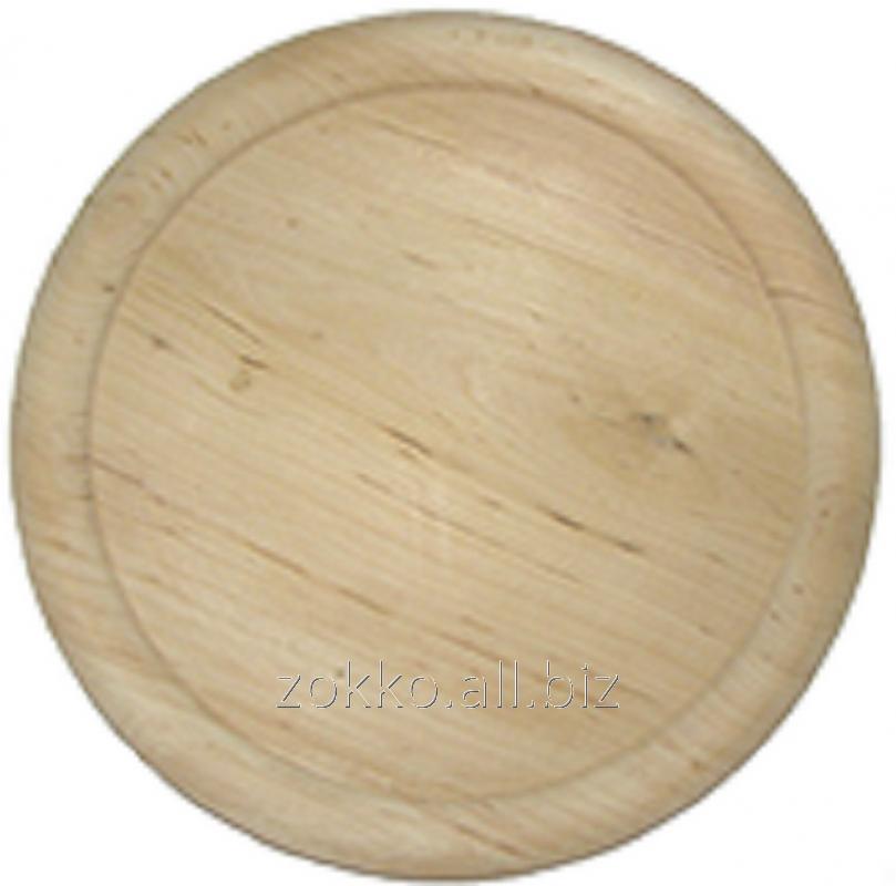 Тарелка для пиццы, арт. ЗТ 14, размер 80мм