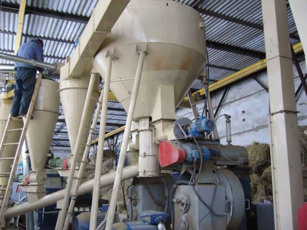 Изготавливаем и продаём линии для производства топливных гранул изапчасти к ним