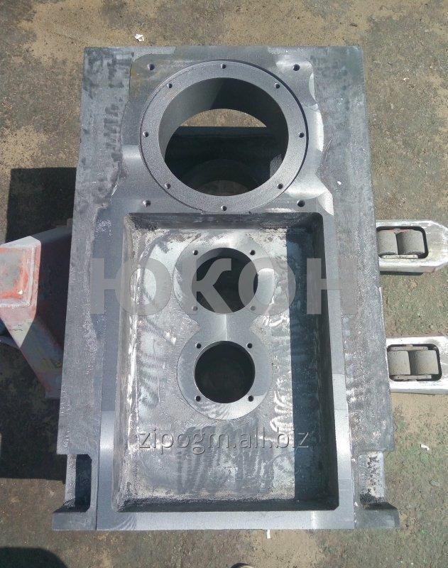 Корпус гранулятора ОГМ 1,5 (корпус редуктора гранулятора)