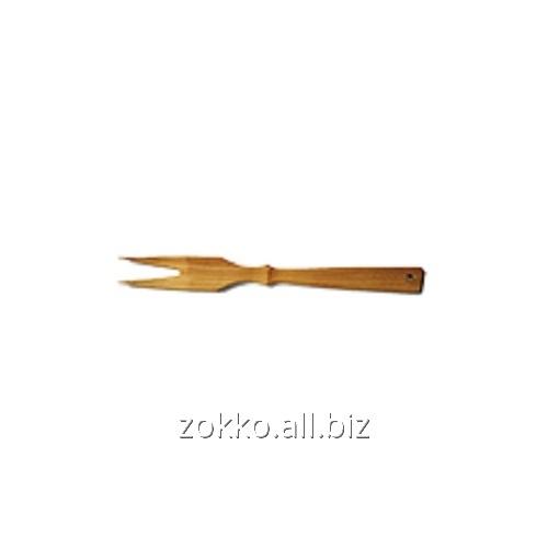 Купить Вилка-рогач с широкой ручкой 330мм, арт. ЗВР 01