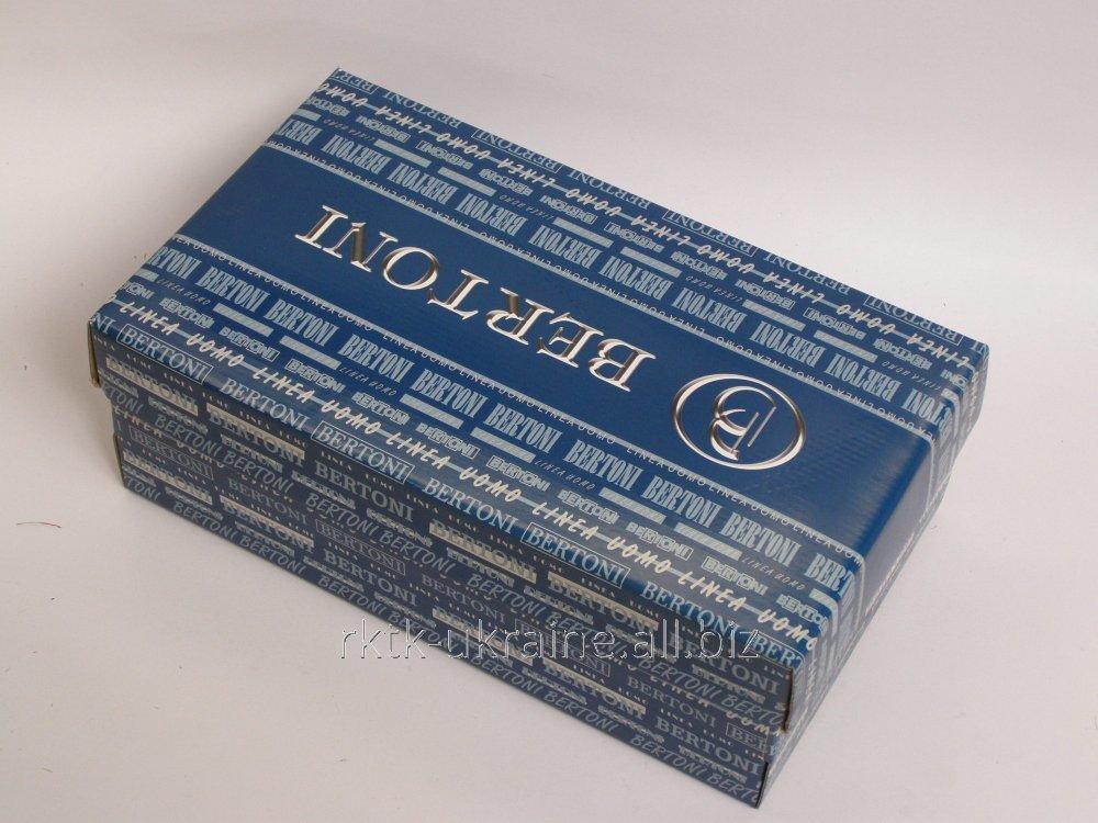 Коробка для упаковки обуви