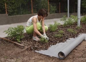 Геотекстиль для сада NETEX HOME (Чехия), 10 м2