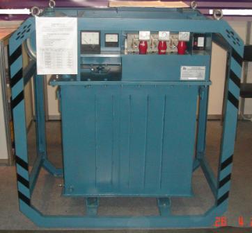 Купити Трансформатор для прогріву бетону ТМОБ-63/0,38-68 В1