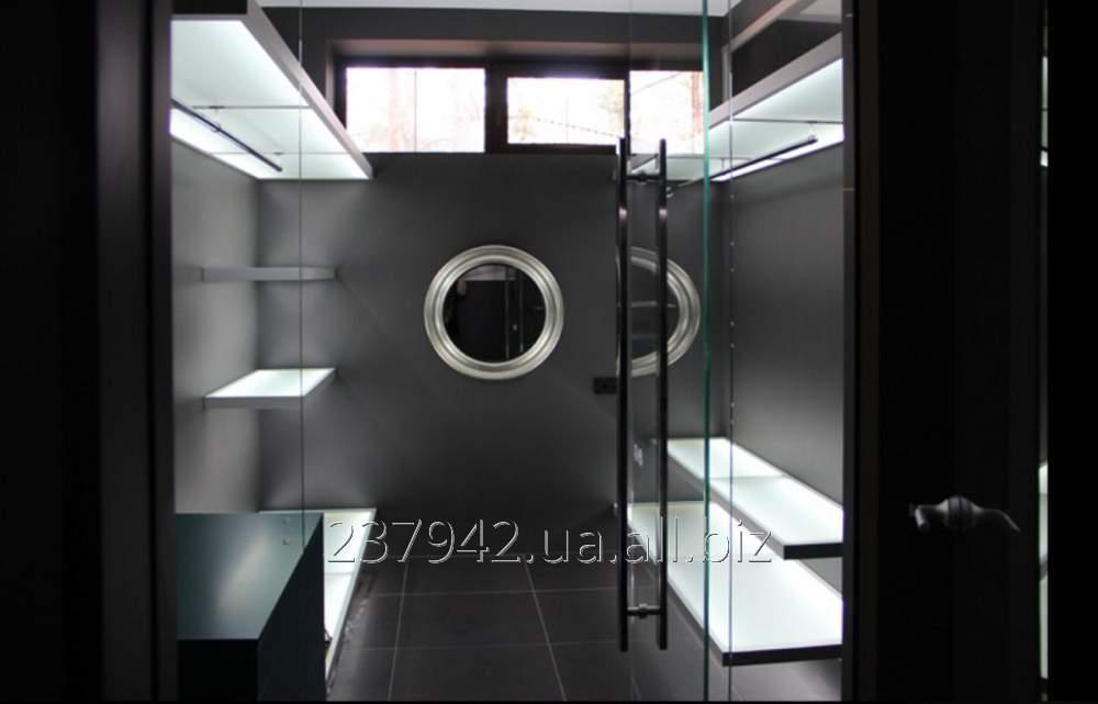 Гардеробный шкаф модель 2
