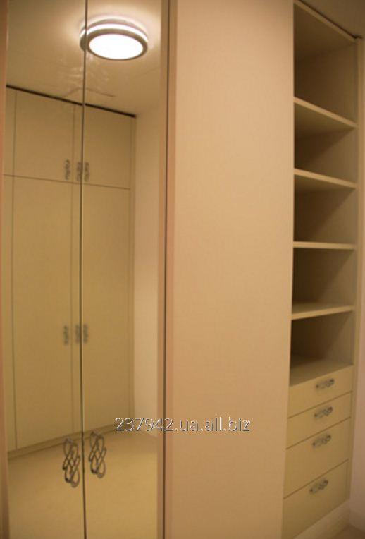 Гардеробный шкаф модель 5