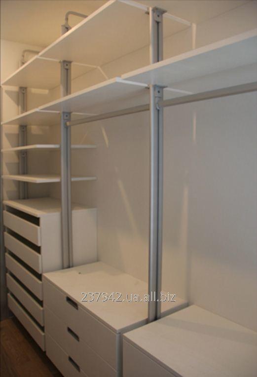 Гардеробный шкаф модель 6
