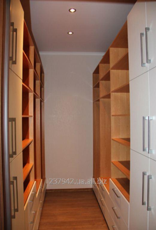 Гардеробный шкаф модель 8