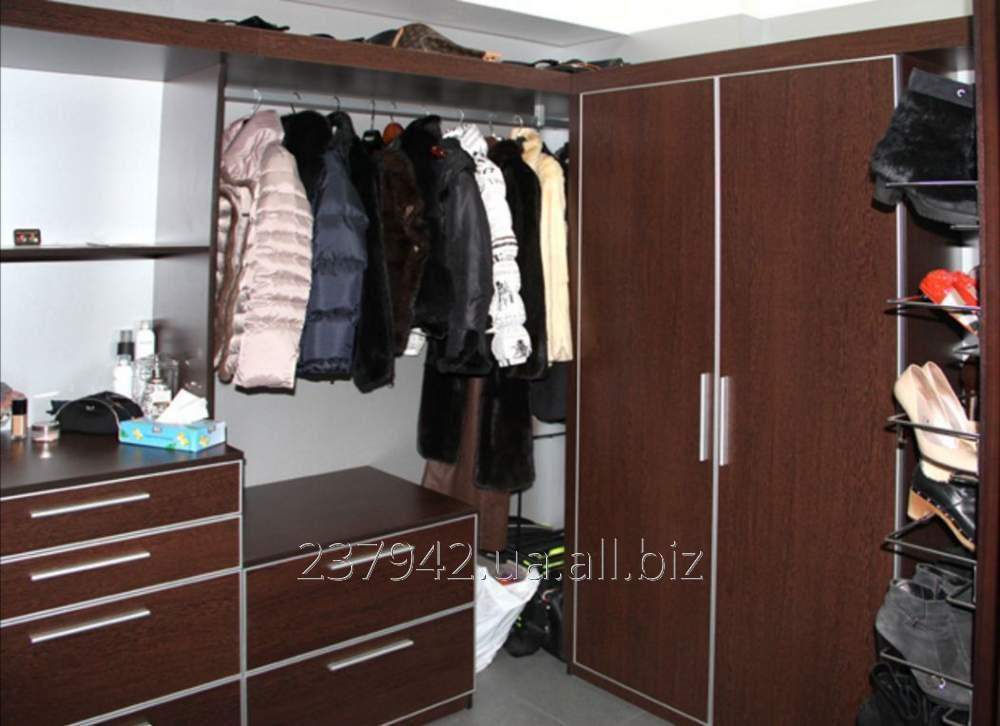 Гардеробный шкаф модель 12
