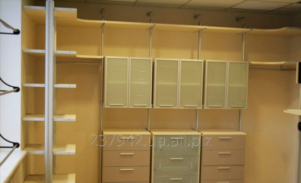 Гардеробный шкаф модель 14