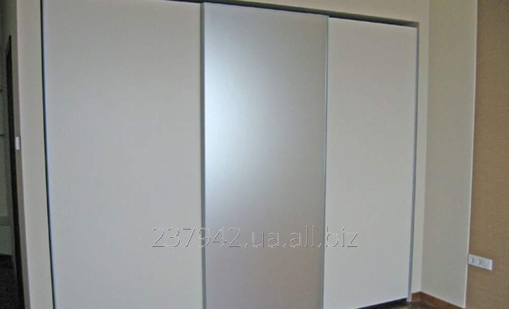 Гардеробный шкаф модель 16