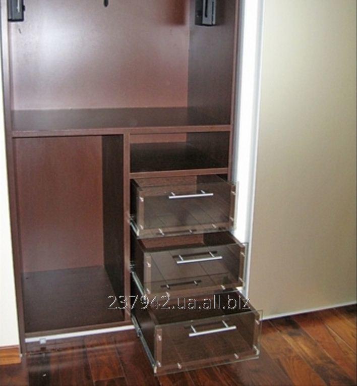 Гардеробный шкаф модель 17