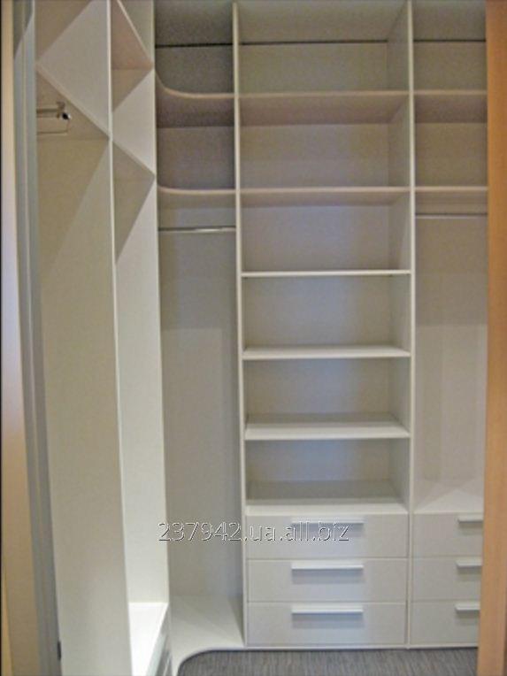 Гардеробный шкаф модель 18