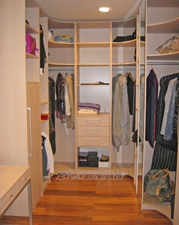 Гардеробный шкаф модель 22