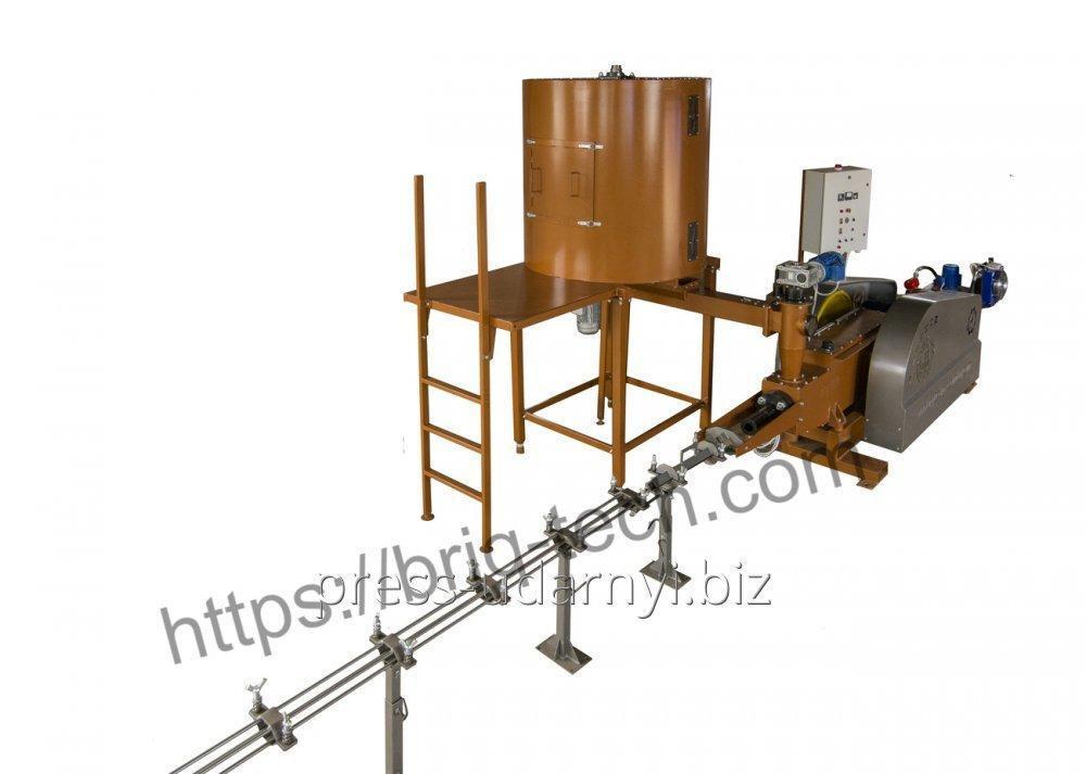 Купить Пресс для переработки отходов производства ПБУ-060-400