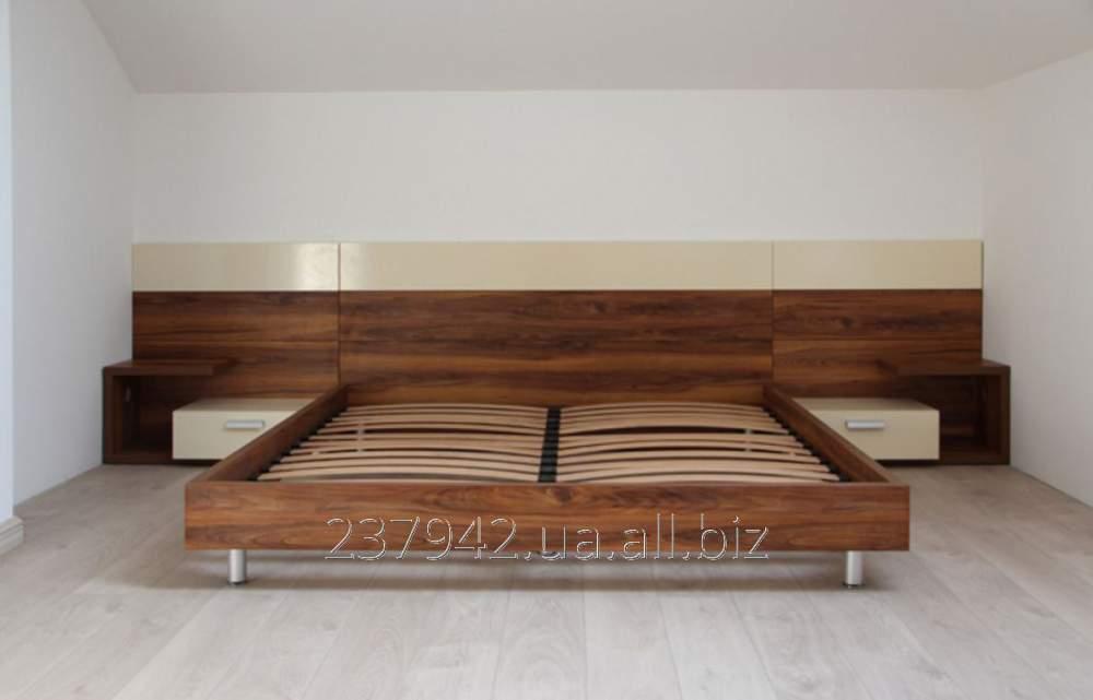 Кровать для спальни модель 4