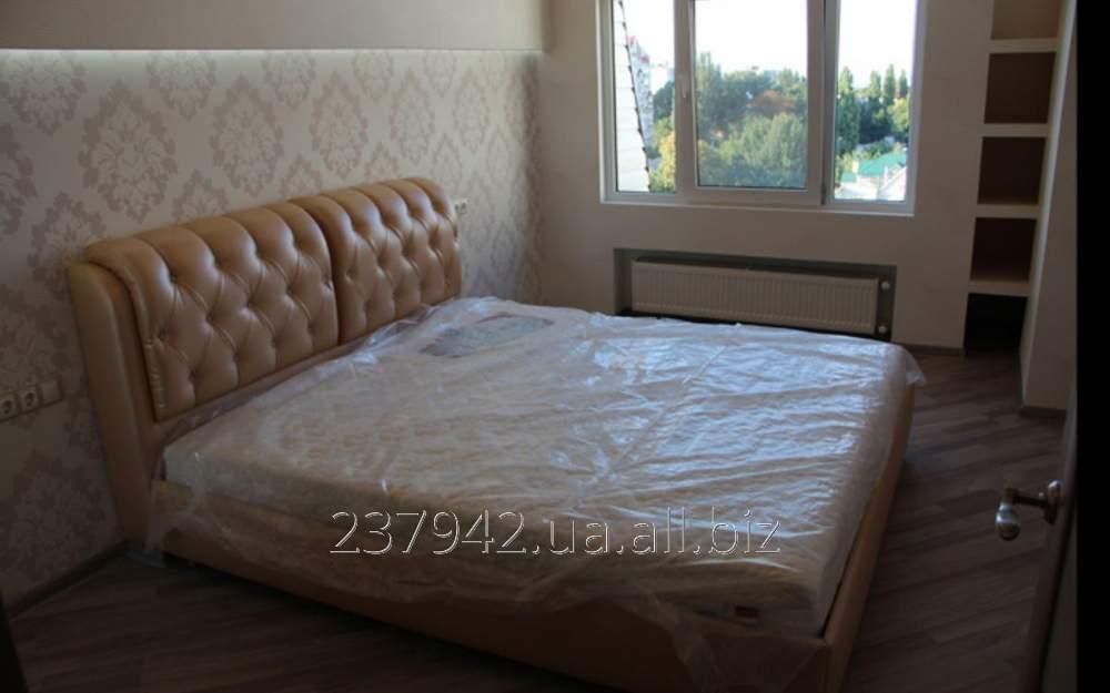 Кровать для спальной комнаты модель 5
