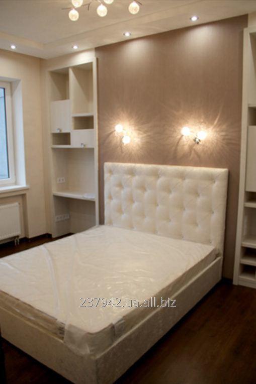 Кровать для спальной комнаты модель 6