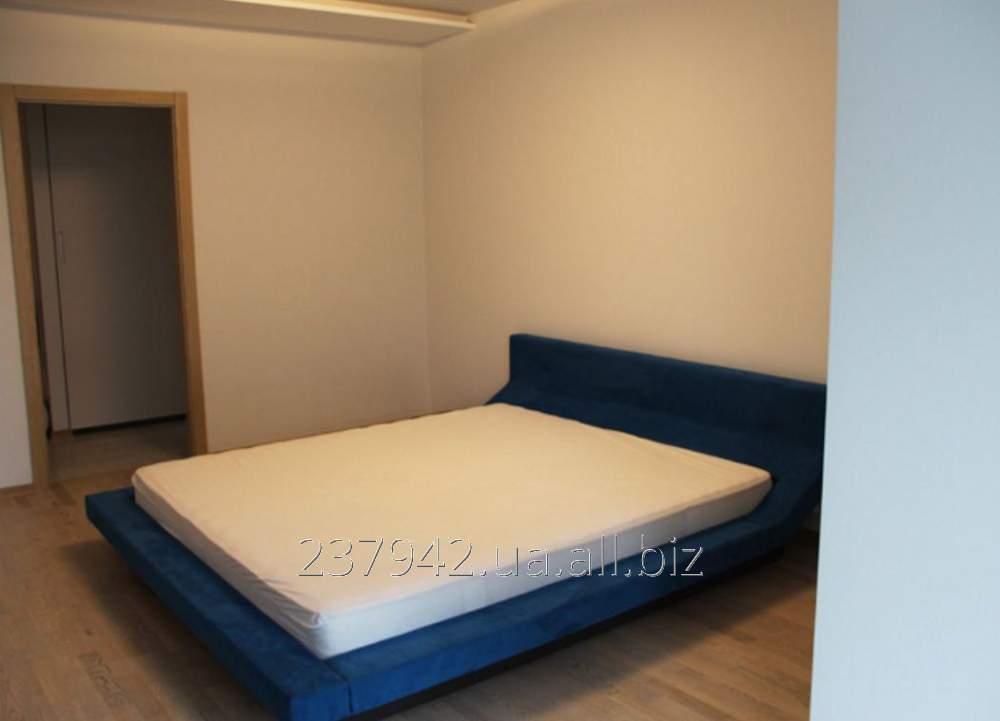 Кровать для спальной комнаты модель 9