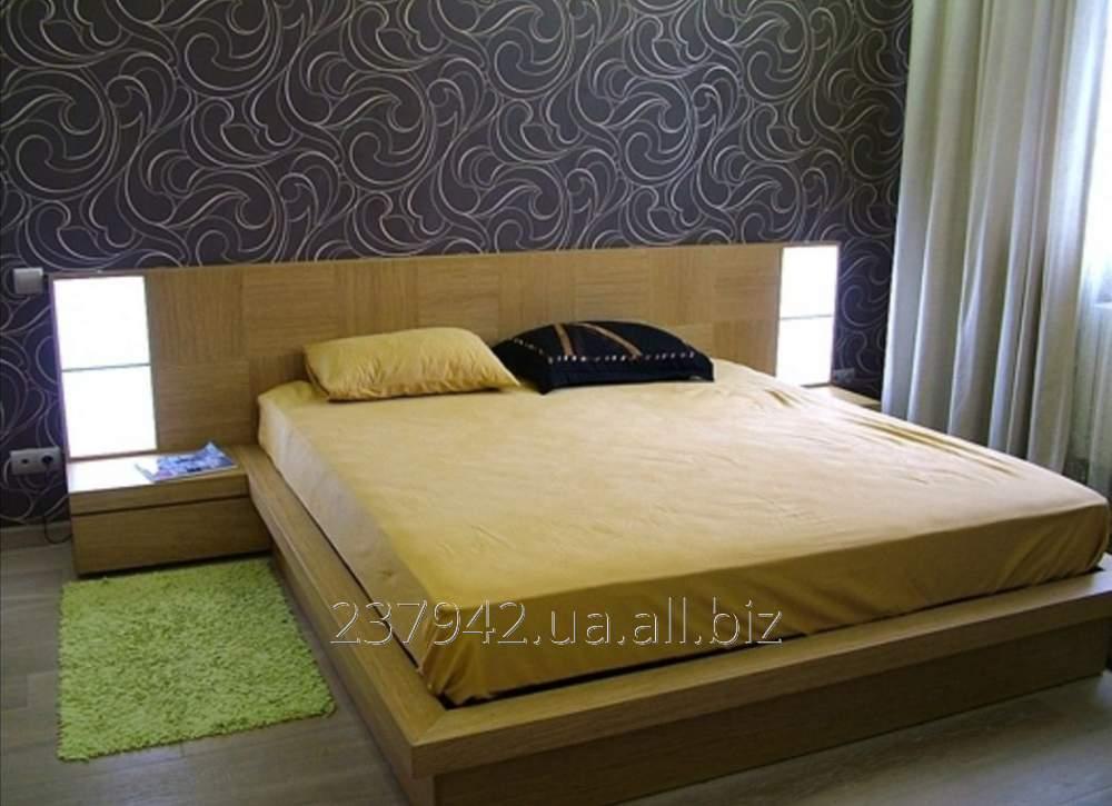 Кровать для спальни модель 19