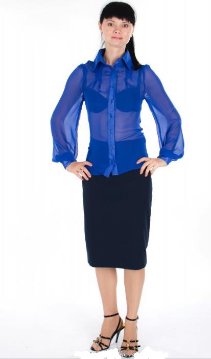 3385eb05250 Купить женские блузы от 645 рублей в Красноярске 2016 - Be-in.ru