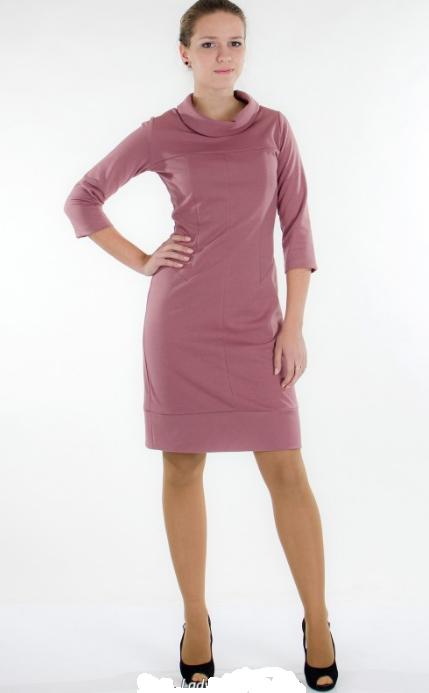 Заказать платье трикотажное