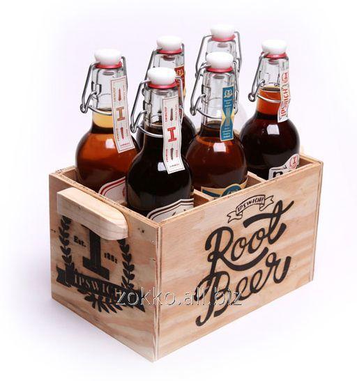 Ящик на 6 бутылок, арт. Y2/6F1