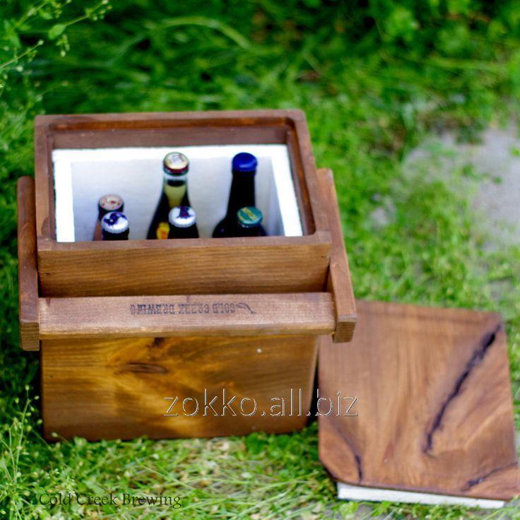 Ящик на 4 бутылки, арт. Y3/4C