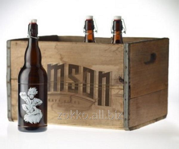 Ящик на 12 бутылок, арт. Y8/12F2