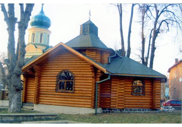 Часовни ,Строительство часовен в Украине