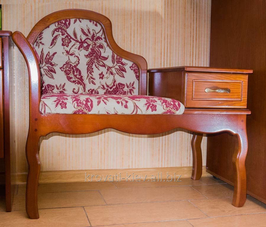 Banquettes in a hall with a box in Kiev online-store Mebel pod zakaz on