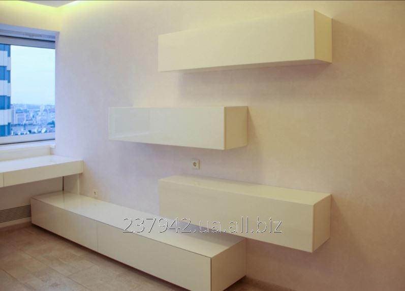 Полки для детской комнаты модель 2