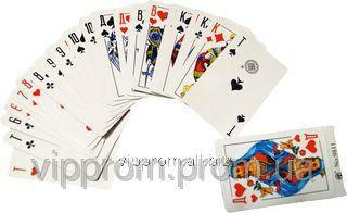 Playing cards Lady of 36 pieces, 10 up./bl., 120 up./box, code 103