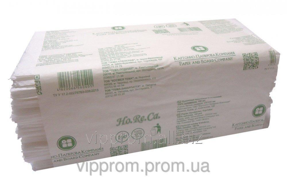 Towel paper Fesco ZZ, 20up./box, code 1761