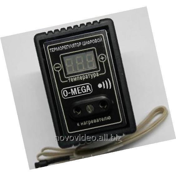 Купить Терморегулятор ТР-2 Омега цифровой для инкубатора