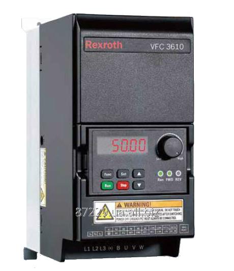 Преобразователь частотный Bosch Rexroth серии VFC 3610
