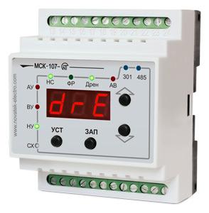Контроллер насосной станции МСК-107. ТОП продаж