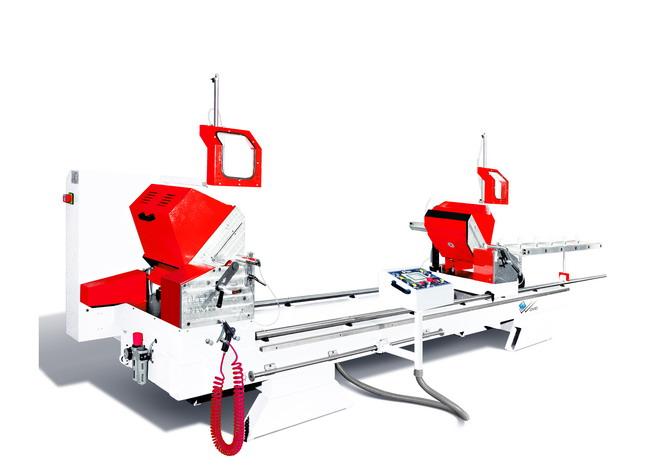 Купить Пила автоматическая двухголовочная OMRM 113