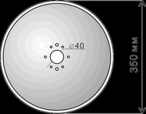 Диск сошника СЗ 3,6