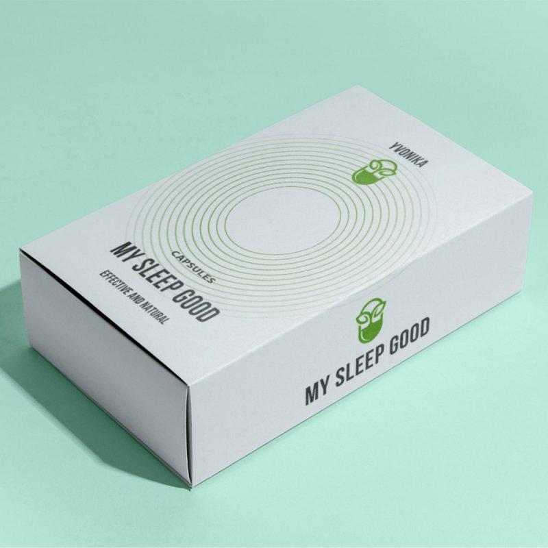 My Sleep Good (май слип гуд) - спрей против храпа