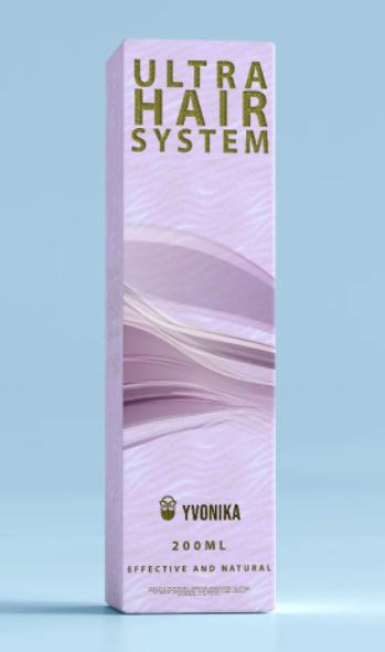 Спрей для восстановления и роста волос Ultra Hair System ультра хеир систем