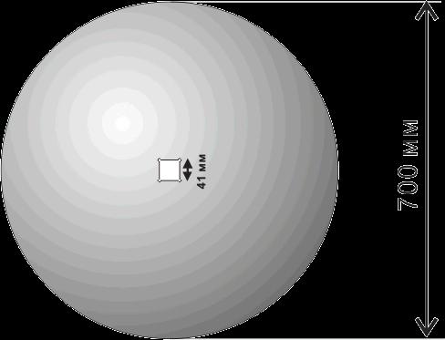 Купити Диск борони Краснянка гладкий (сферичний)