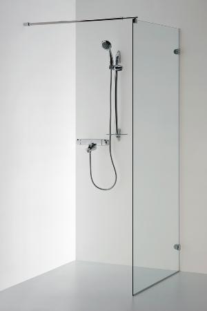 Buy Shower cabins of Baltijos Brasta, frame and bezramny, pallets