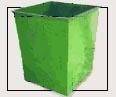 Купить Контейнеры коммунальные объем - 0,50 м.куб, 0,75 м.куб для технических и бытовых отходов